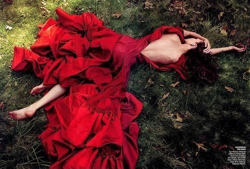 ale boska suknia
