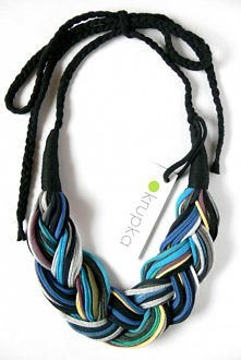 Upcycling jewellery! See me...
