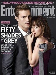 Christian Grey, Anastasia Steel i TEN krawat! Czekacie?