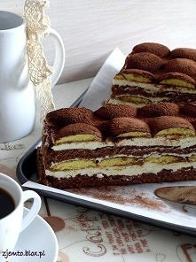 Ciasto Latte Macchiato  Skł...