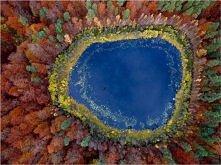 Pomorskie jeziora jesienią <3