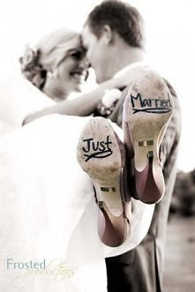 Just maried <3