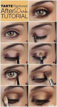 Prosty makijaż