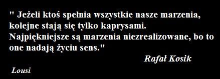 """FELIX, NET I NIKA ORAZ PAŁAC SNÓW"" - Rafał Kosik"