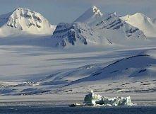 Svalbard. Piękny widok