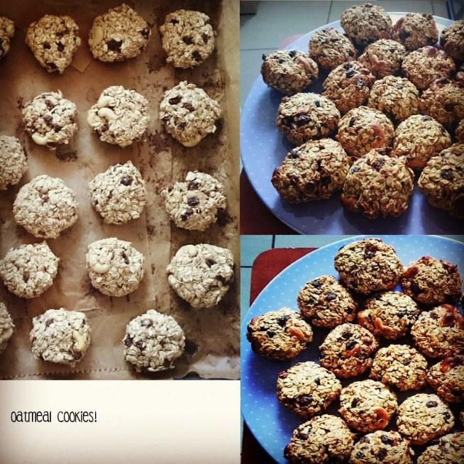 Zdrowe ciasteczka owsiane! Przepis po kliknięciu w zdjęcie :)