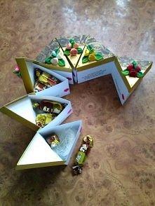 czary mary... w pudełeczkach są czekoladki...