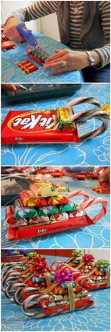 pomysł na mikolajki