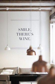 Uśmiechnij się, mamy wino!