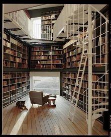 prywatna biblioteka