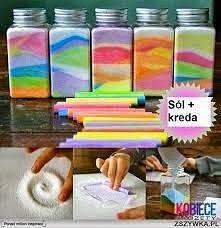 Sól + Kreda =
