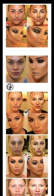 Pomijając, że to demoty fajnie pokazane cieniowanie twarzy ;)
