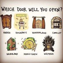 Które drzwi wybieracie?