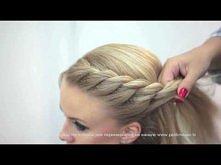 Мастер-класс «Техника плетения кос» cudo