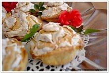 Kokosowe różyczki Coconut cakes