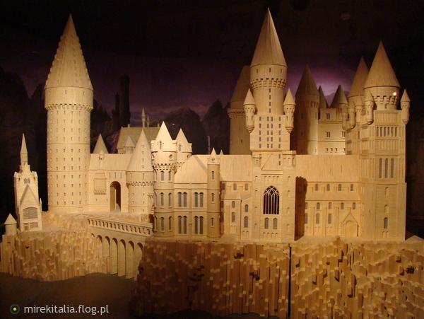 Pałac z zapałek