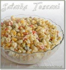 Sałatka toscani (przepis po kliknięciu w zdjęcie)