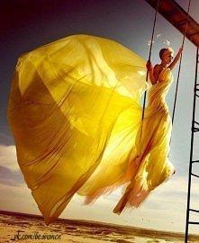 żółte marzenie =)