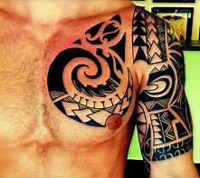 maori tribal tatuaże