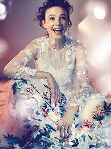 Carey Mulligan, photographed by Alexi Lubomirski for Harper's BAZAAR UK, Dec ...