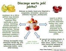 Dlaczego warto jeść jabłka ?