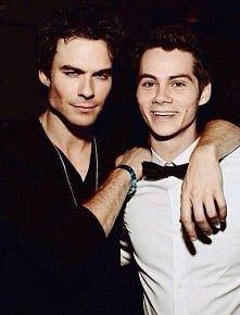 Ian and Dylan :) Ok, umieram od zajebistości tego zdjęcia :)