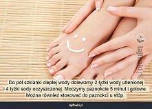 Domowy sposób na wybielanie paznokci