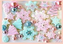 Takie ciasteczka świąteczne <3   modomixx.blogspot.com