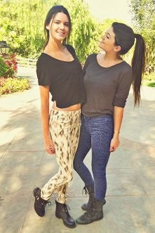Sister Kylie and Kendal <3