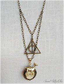 Naszyjnik z Harry'ego Pottera