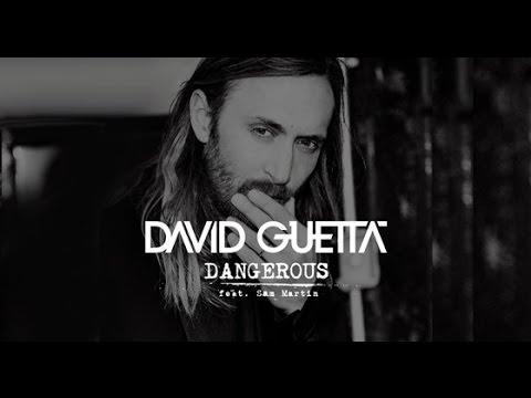 David Guetta - Dangerous ft. Sam Martin (Lyrics)