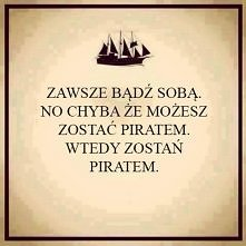 bądź piratem
