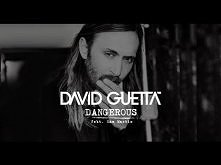 David Guetta - Dangerous ft. Sam Martin (Lyrics)