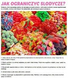 Jak ograniczyć słodycze?