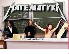 """I taką """"matematykę"""" to ja rozumiem. :D"""