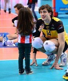 Oczywiście w tej grupie nie powinno zabraknąć zawsze uśmiechniętego Serba z bujną czupryną :) Aleksandar Atanasijevic