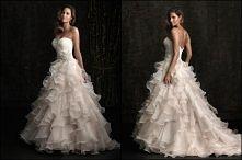 Allure Bridals. model 8955