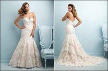 Allure Bridals. model 9215