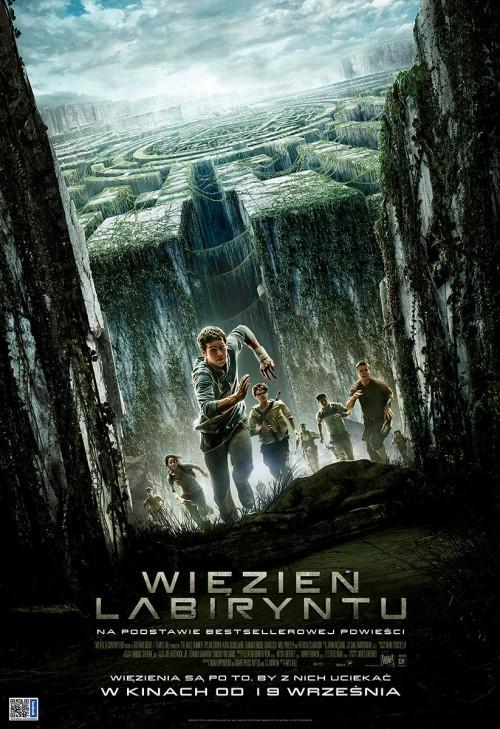 Więzień Labiryntu (The Maze Runner)  Film opowiada historię nastoletniego Thomasa (Dylan O'Brien), który razem z 60 innymi osobami zostaje uwięziony w tajemniczym labiryncie. Gdy wszystko wydaje się być stracone i nikt nie potrafi znaleźć wyjścia pojawia się nagle dziewczyna. Posiada ona cenną informacje, która może być pierwszym krokiem do upragnionej wolności.  Zarąbisty <3