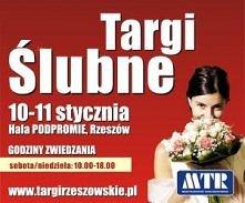 """Zapraszamy na Targi Ślubne """"Wedding Live"""" w Rzeszowie - Artykuły ślubne - Ślu..."""