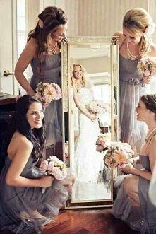 Ciekawy pomysł na ślubne zdjęcie