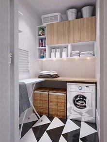 Kto marzy o pralni w swoim domu??