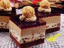 """ciasto """"Zmierzch""""..."""