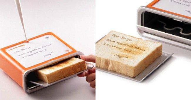 toster na kt243rym odbije sie wszystko co napiszesz
