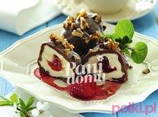 Lody w czekoladzie :D