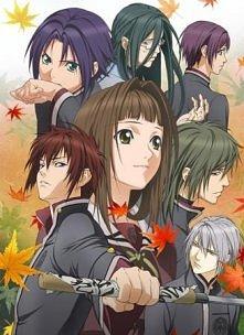 Hiiro no Kakera:  Bohaterką anime jest nastoletnia dziewczyna (Tamaki), która...