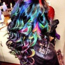 Mego śliczny kolorek