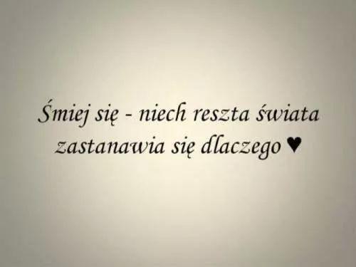 uśmiech cytaty uśmiech! na Cytaty   Zszywka.pl uśmiech cytaty