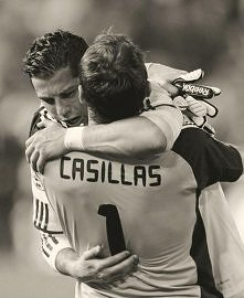 Dwie legendy Realu <3