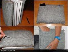 zeszycik- poduszka